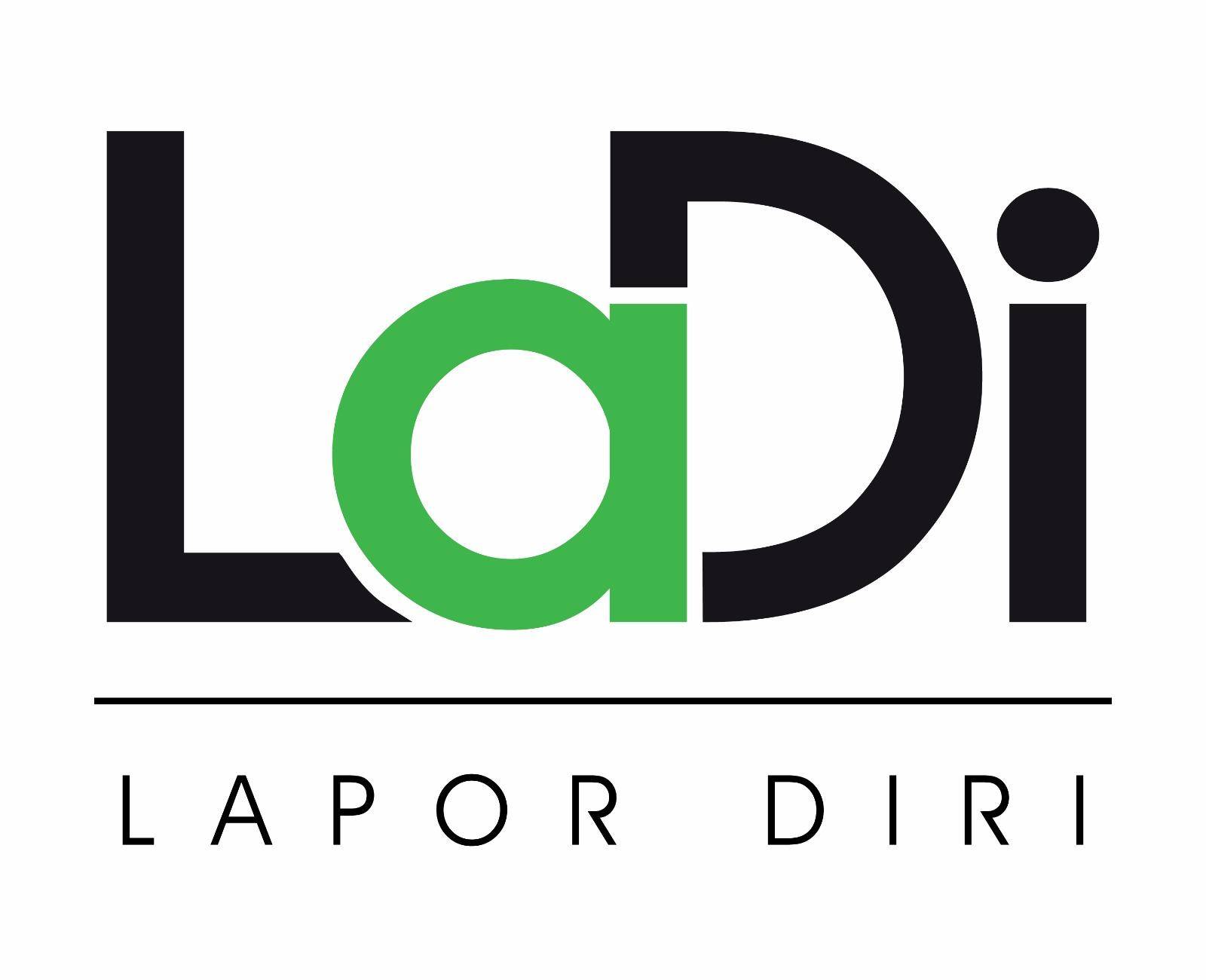 Logo Lapor Diri