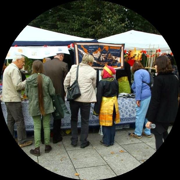 Interkulturelles Straßenfest